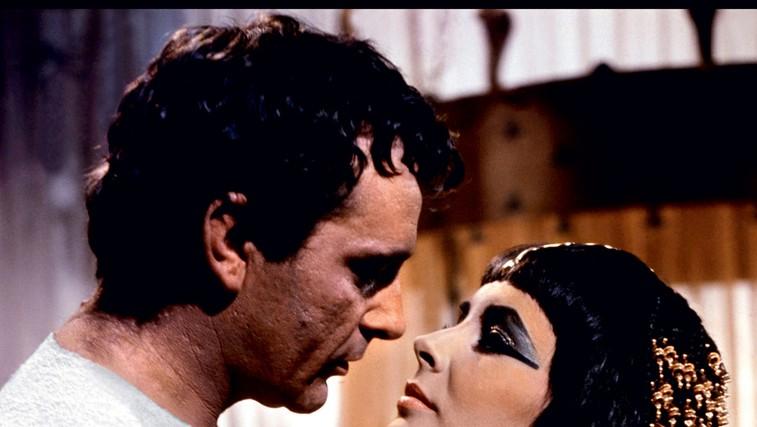 Ljubezenska zgodba: Elizabeth Taylor in Richard Burton (foto: profimedia)