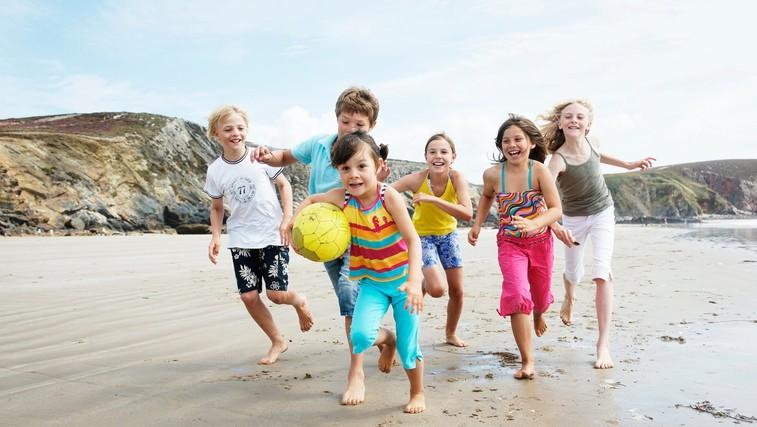 Poletni izziv za otroke in najstnike (foto: Profimedia)