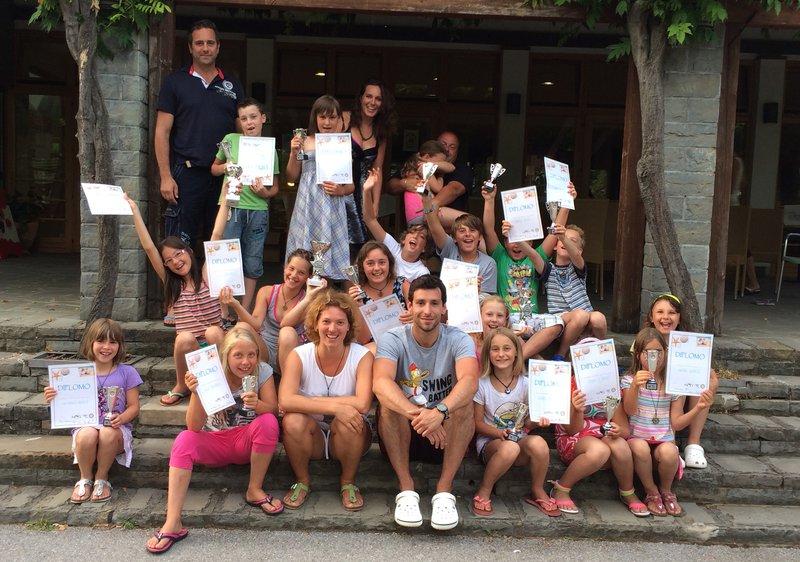 Body junior akademija, 1. Rotary in Body kamp, Debeli Rtič, junij 2014