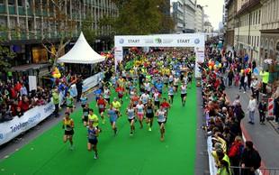 Volkswagen 19. Ljubljanski maraton letos z novo traso!