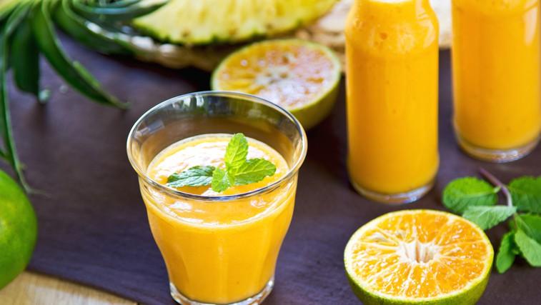 Recept: Tropski energijski napitek (foto: Shutterstock.com)