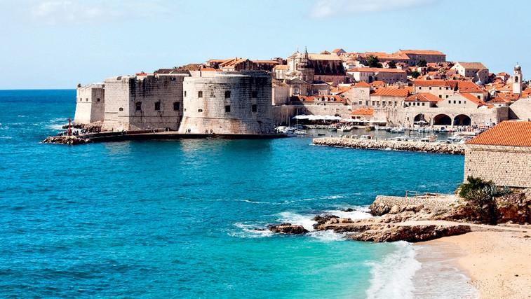Prodajna razstava v središču Dubrovnika (foto: shutterstock)