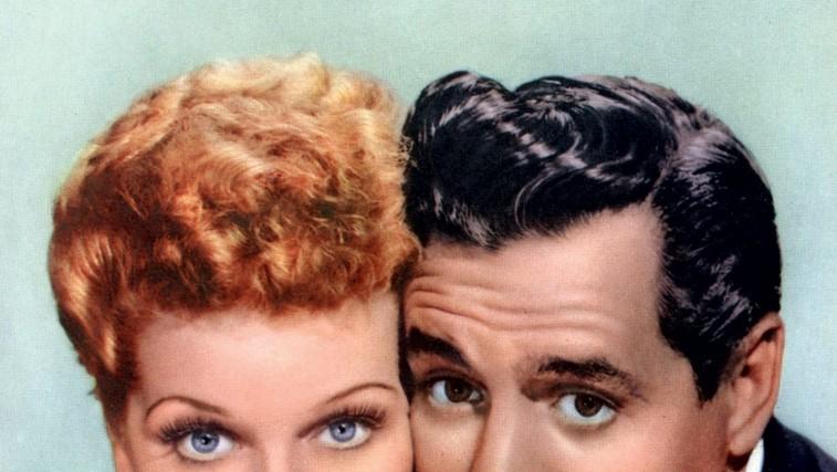 Ljubezenska zgodba: Lucille Ball in Desi Arnaz (foto: profimedia)