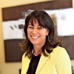 Martha Schultz, naša sogovornica, ima še eno zaposlitev, saj je tudi podpredsednica avstrijske Gospodarske zbornice. (foto: Goran Antley)