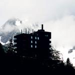 V stolpu hotela je stranka suito s čudovitim razgledom rezervirala za pet let vnaprej. (foto: Goran Antley)