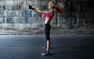 Kettlebell lifting: Trening za krepitev zadnje kinetične verige, ramenskega obroča in trupa
