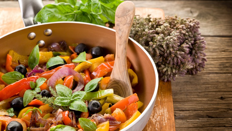 Lahke poletne dietne jedi (foto: Shutterstock.com)