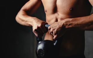 Kettlebell lifting: Trening za krepitev nog in jedra
