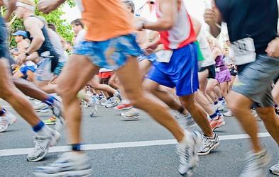 Septembra začnemo s skupnimi pripravami na maraton!