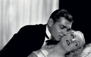 Ljubezenska zgodba: Carole Lombard in Clarka Gableja