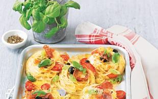 Pica iz špagetov