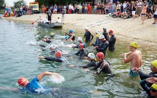 Vikend v znamenju ekstremnega tekmovanja: Dvojni ultra triatlon v Bakovcih