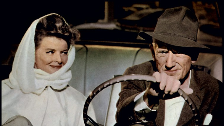 Ljubezenska zgodba: Katherine Hepburn in Spencerja Tracyja (foto: profimedia)