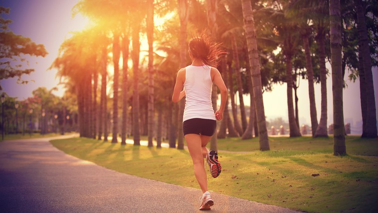 Je bolje teči na krajše razdalje po strmem naklonu ali na daljše razdalje po ravnem? (foto: Shutterstock.com)