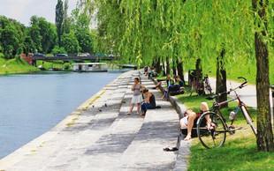 Razgibajmo Ljubljano: Teden športa 2014