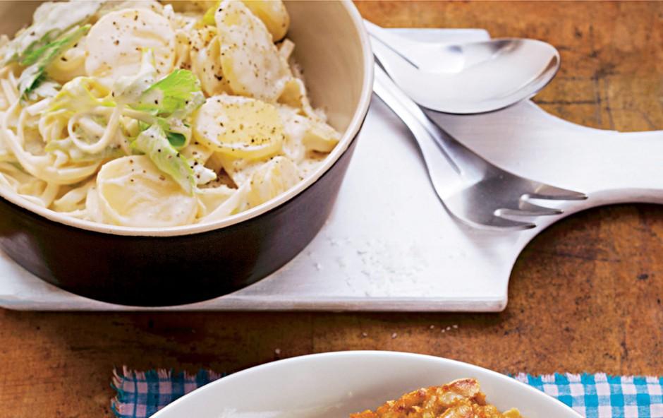Hrustljavi mandljevi zrezki (foto: stockfood photo)