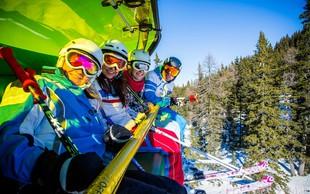 Poglejte, kaj se bo dogajalo na Ski Openingu v italijanski Civetti