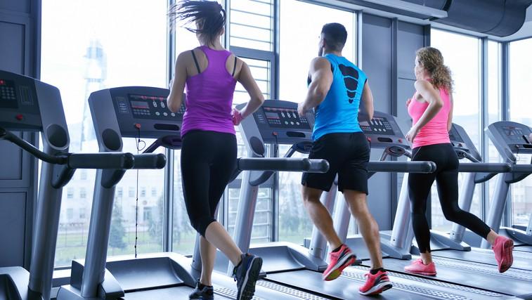 Kurjenje kalorij na 'preprogi' (foto: Shutterstock.com)
