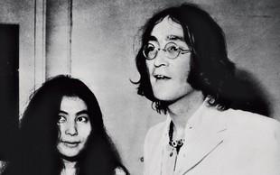 Ljubezenska zgodba: Johna Lennona in Yoko Ono