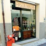Rimini mesto na prehodu iz srednje v severno Italijo (foto: Tina Lucu)