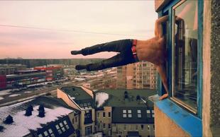 VIDEO: Nora vadba še bolj norih Rusov (ki je ne poskušajte doma)