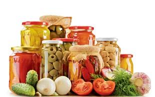 Vlaganje zelenjave za ozimnico