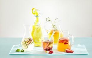 Osvežite se z okusnimi brezalkoholnimi koktajli