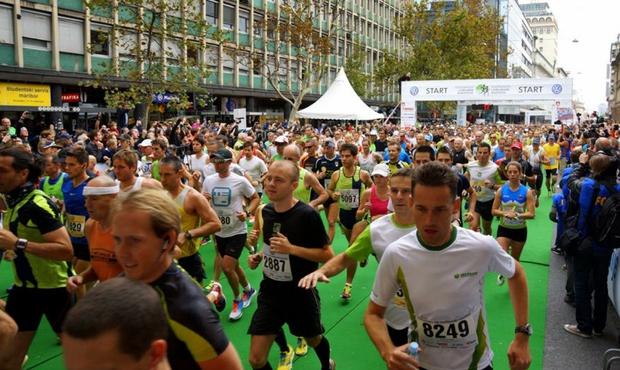 Duracellov zadnji kilometer (foto: Arhiv vw-ljubljanskimaraton.si)