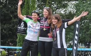 Weekend Bike Festival združil profesionalne in rekreacijske kolesarje