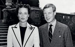 Ljubezenska zgodba: Wallis Simpson in Edwarda VIII