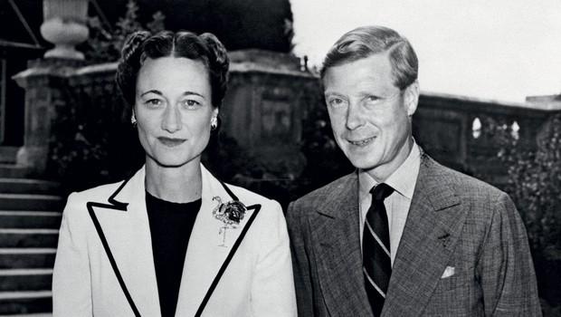 Ljubezenska zgodba: Wallis Simpson in Edwarda VIII (foto: profimedia)
