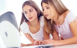 Omejite otrokov čas na spletu