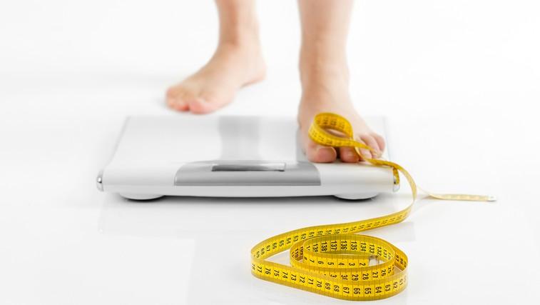 Zakaj vaša teža niha iz dneva v dan (foto: Shutterstock.com)