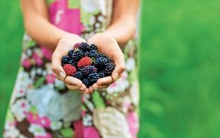 Gozdni sadeži: Naužite se vitaminov ob jesenskem sprehodu