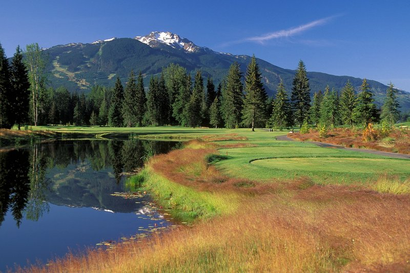 Nicklaus North Golf Course (Whistler, Britanska Kolumbija, Kanada)