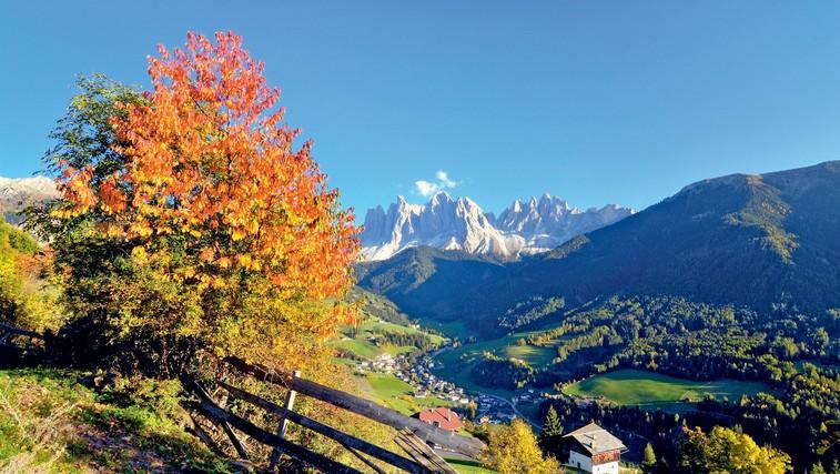 Čudoviti kraji v Alpskih dolinah (foto: Revija Lisa)