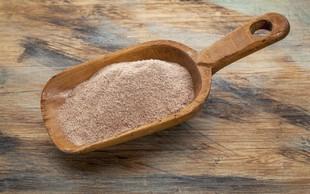 Brezglutensko žito teff je dobra alternativa pri celiakiji