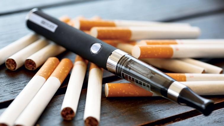 Zakaj je zdravstvena organizacija proti elektronskim cigaretam? (foto: revija Lisa)
