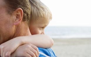 Kako otroku olajšati neprijetno izkušnjo in bolečino ob ločitvi staršev