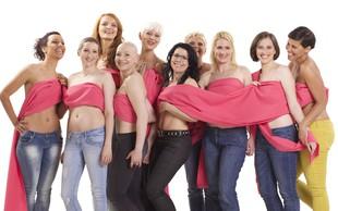 Skupaj obeležimo Dan zdravih dojk