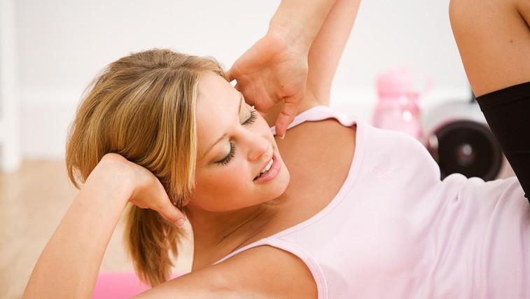 Video: Vadba pred in po operaciji dojk (foto: Shutterstock.com)
