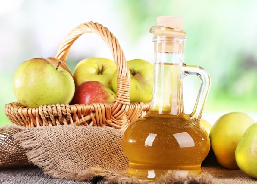 Krepčilni napitek z jabolčnim kisom