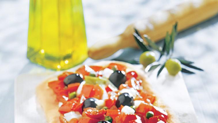 Slastna pica s papriko (foto: revija Lisa)