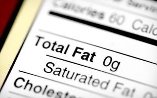 Ne nasedajte etiketi 'manj maščobe'