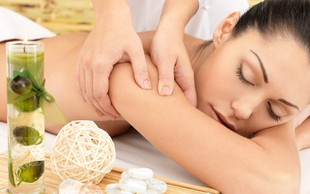 Zdravljenje z masažami