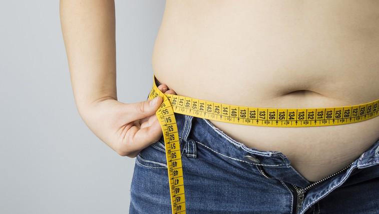 Zakaj se lahko kljub redni vadbi in dieti delež telesne maščobe poveča (foto: Shutterstock.com)