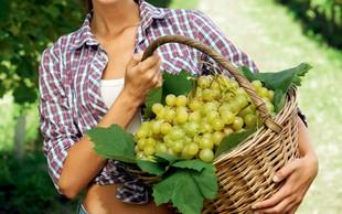 Hitra dieta z grozdjem