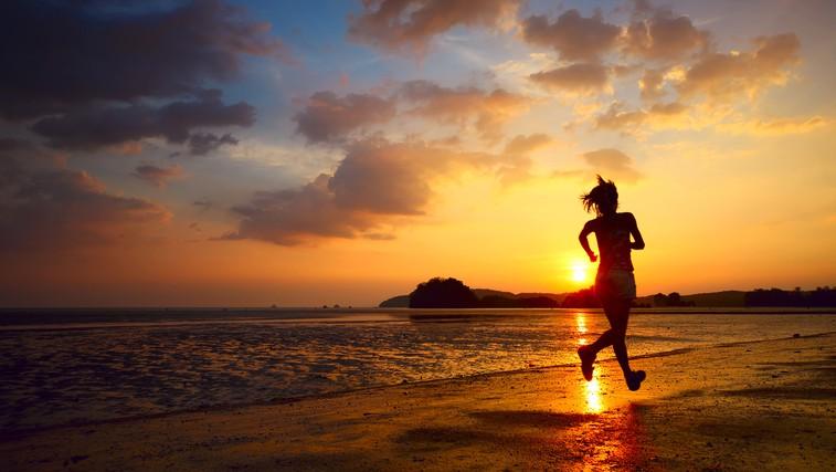Ali je priporočljivo telovaditi pred spanjem? (foto: Shutterstock.com)