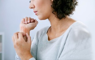 Mediteranska prehrana je odlična tudi za obolele za psoriazo s srebrnkasto luskavo kožo