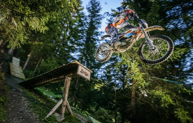 KTM Freeride E - električni motocikel za 'adrenalince'